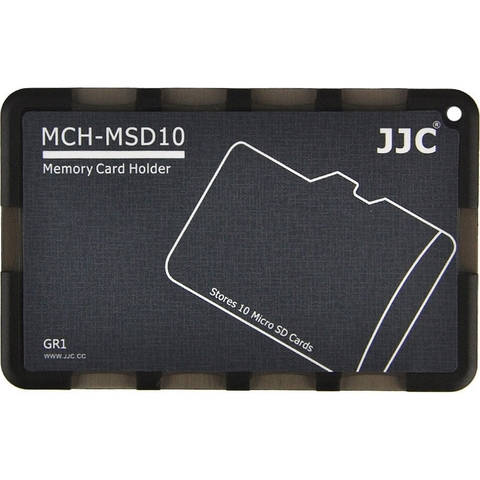 Кейс для карт памяти micro SD