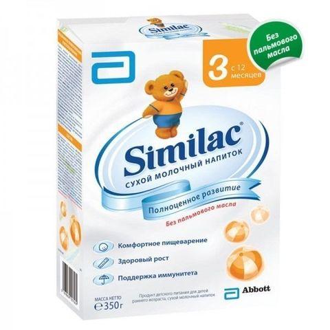 Молочная смесь Similac 3