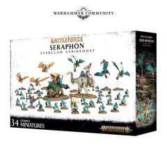 Battleforce Seraphon Starclaw Strikehost