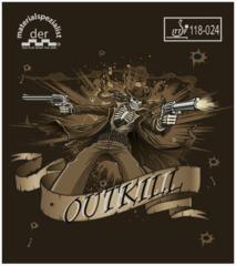 Накладка Der Materialspezialist Outkill