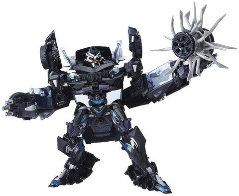 Робот - Трансформер Баррикейд (Barricade)  MPM-5, Takara Tomy