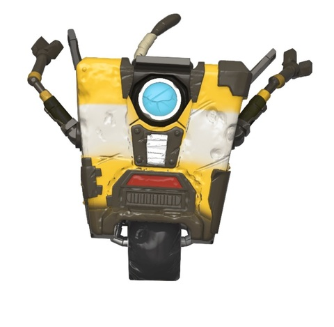 Фигурка Funko POP! Vinyl: Games: Borderlands 3: Claptrap 44209