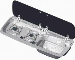 Варочная газовая панель с раковиной Dometic SMEV MO9222R