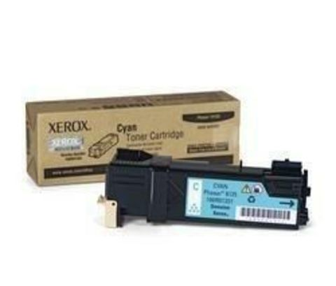 Xerox Phaser 6125 тонер картридж синий (cyan) (106R01335)