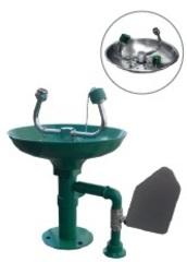 Аварийная раковина для промывки глаз Nofer SC410 фото