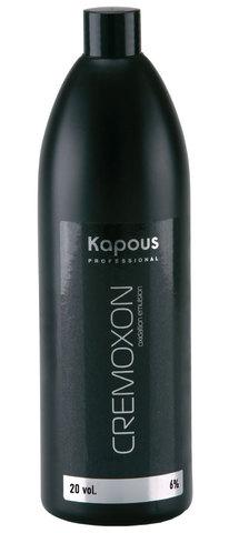 Кремообразная окислительная эмульсия,Kapous CremOXON 6%,1000 мл
