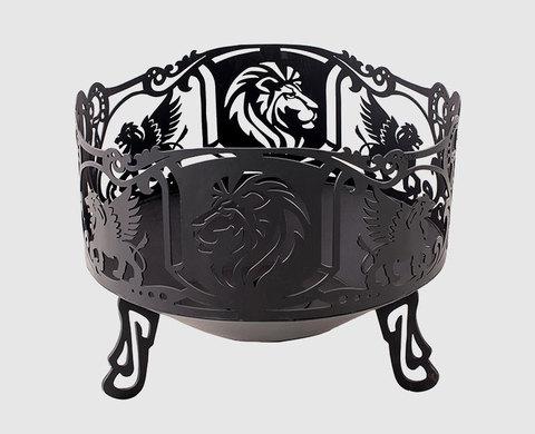 Чаша для костра «Лев» (WeekEnd)