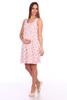 Мамаландия. Комплект для беременных и кормящих халат и сорочка, лапки/серый вид 5