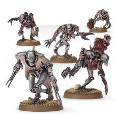 Necron Flayed Ones