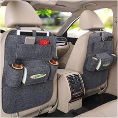 Органайзер на спинку сидения автомобиля  Vehicle mounted storage bag