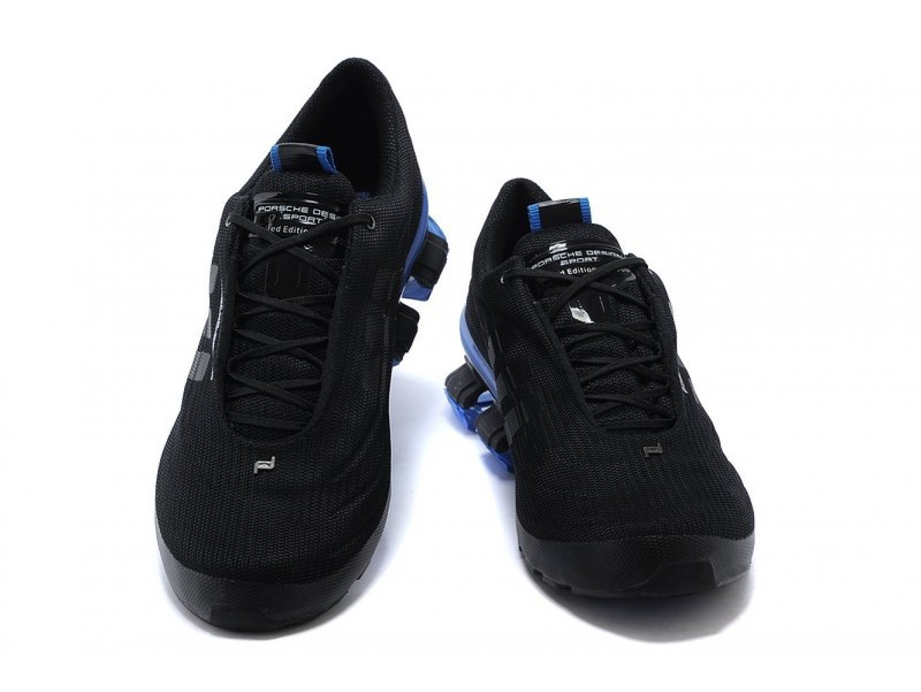 Adidas Porsche Design Bounce S4 (Black/Blue) (001)