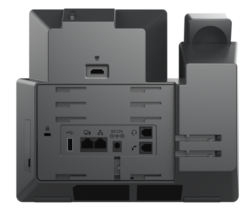 Grandstream GXV3350 - IP видеотелефон. 16 SIP аккаунтов, 16 линий, 5