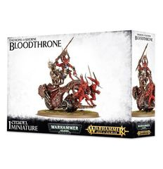 Daemons Of Khorne Bloodthrone \ Skull cannon