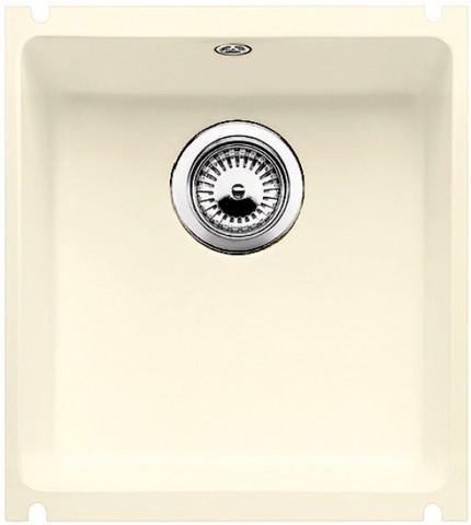 Кухонная мойка Blanco SUBLINE 375-U, отв.арм. InFino®, глянцевый магнолия