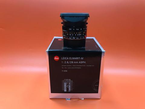 Leica Elmarit-M 28mm f/2.8 Aspherical комиссия