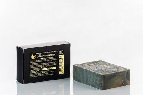 Оливковое мыло с шелком Тайна Императрицы, Мастерская Олеси Мустаевой