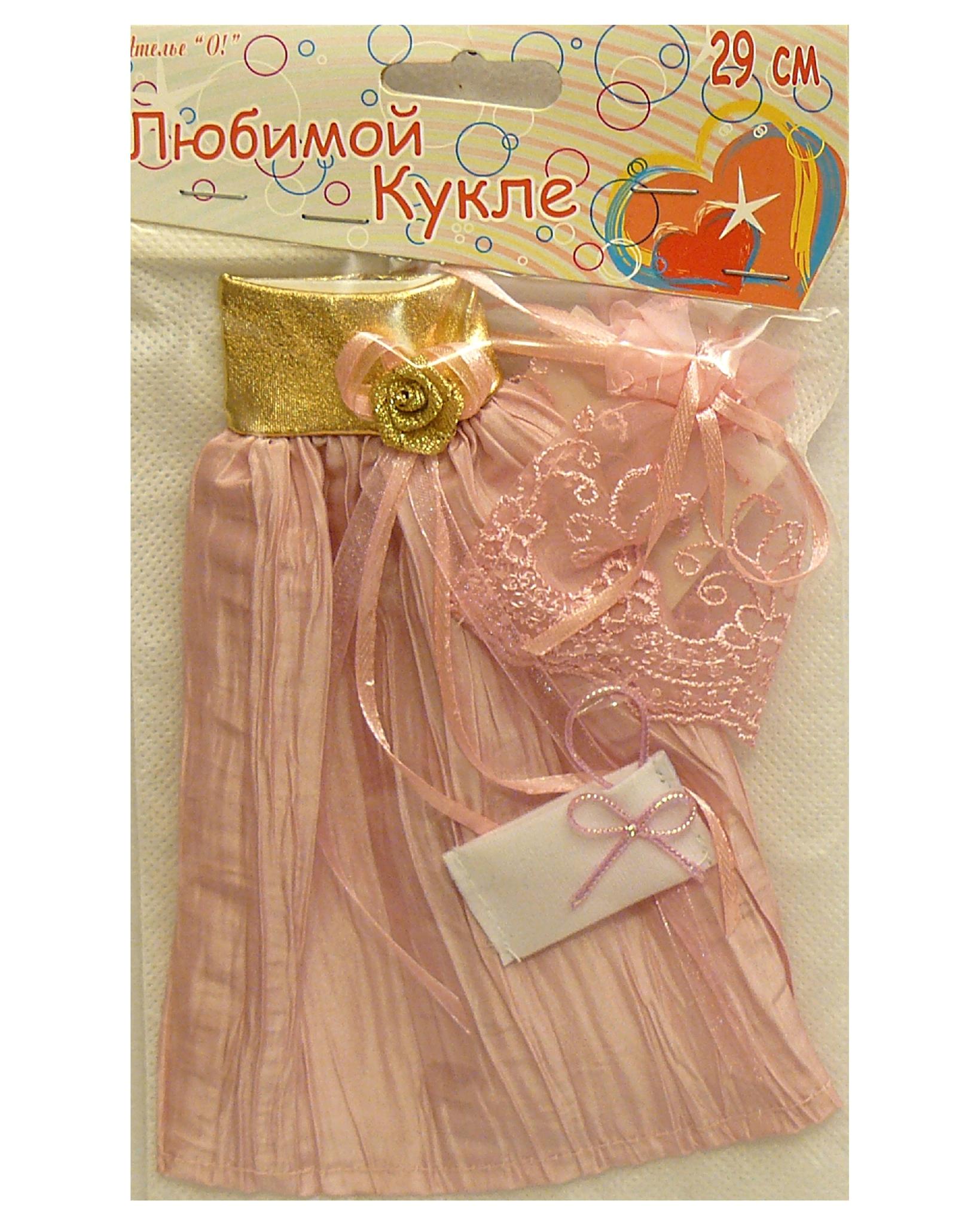 Розовый / золото