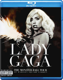 Lady Gaga / The Monster Ball Tour At Madison Square Garden (Blu-ray)