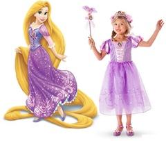 Платье Принцесса Диснея Рапунцель