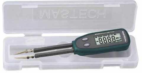 MS8910 цифровой мультиметр-пинцет для SMD компонентов