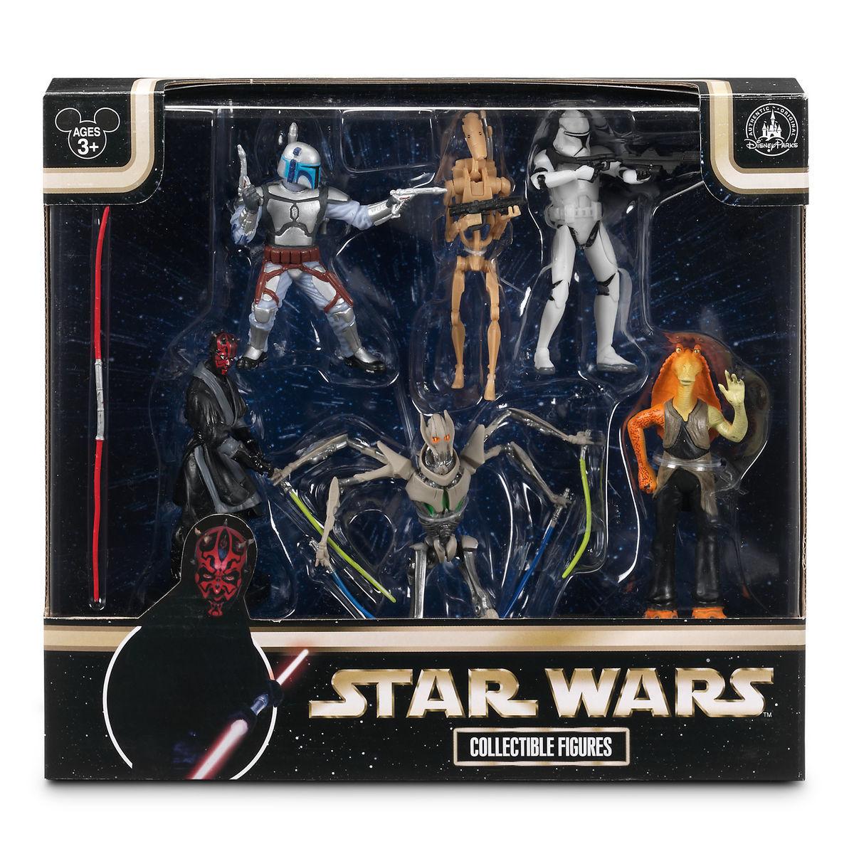 Набор фигурок «Звездные войны» - Приквел
