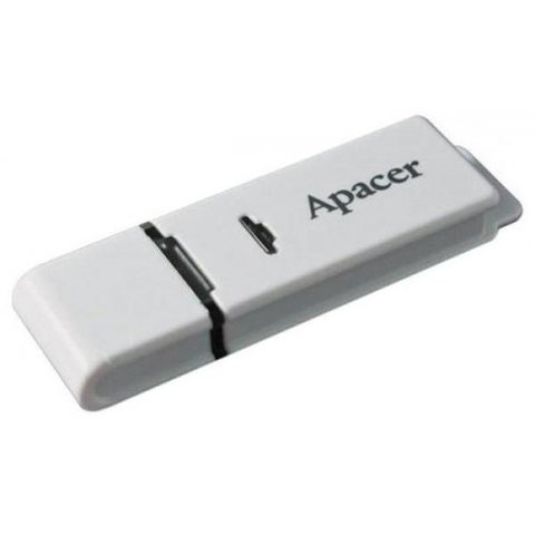 Накопитель Apacer AH223 64GB USB 2.0 White (AP64GAH223W-1)