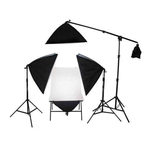 Комплект постоянного света с фотостолом FST 006