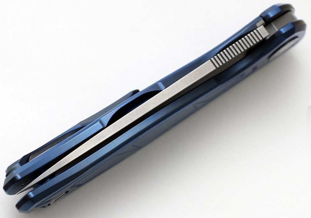 Нож Широгоров Флиппер 95 S30V скрепка