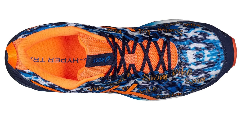 Мужские кроссовки для бега Asics Gel-Hyper Tri (T531N 4930) синие фото