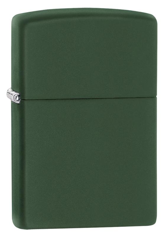 Зажигалка ZIPPO Classic Green Matte™ ZP-221