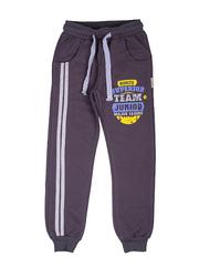 BK468P-6 спортивные брюки детские, темно-серые