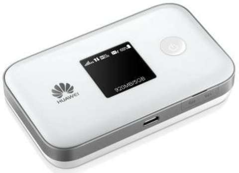 Huawei E5577 LTE MIMO Мобильный WiFi роутер (логотип Huawei)