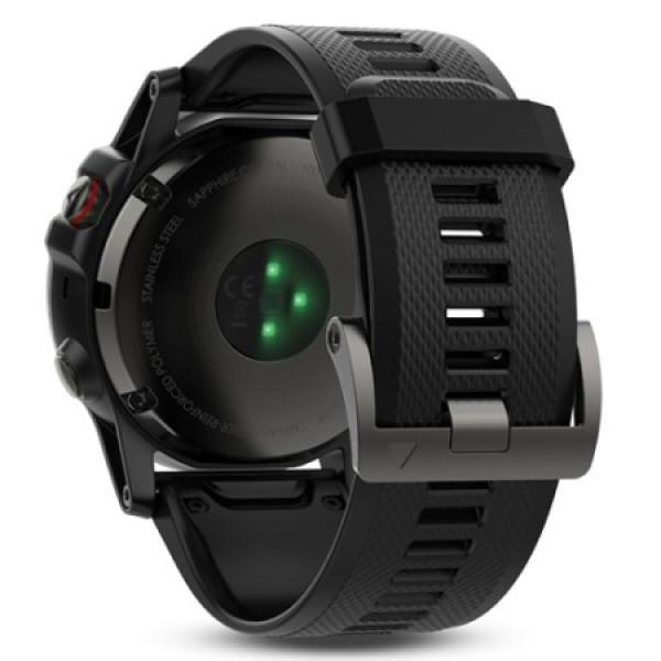Сменный ремешок Garmin QuickFit 26 мм черный
