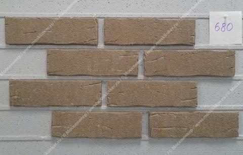 Feldhaus Klinker - R680NF14, Sintra Argo, 240x14x71 - Клинкерная плитка для фасада и внутренней отделки