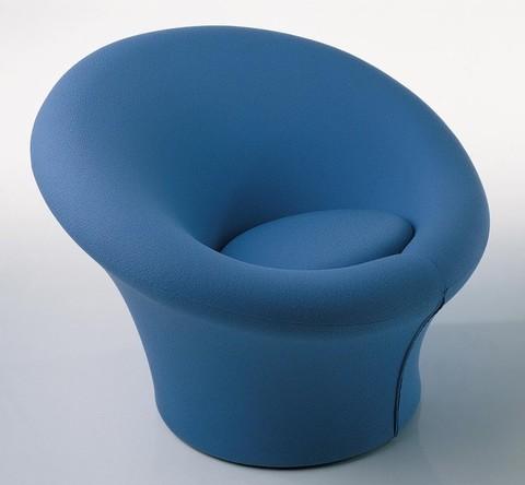 replica mushroom armchair (wool)