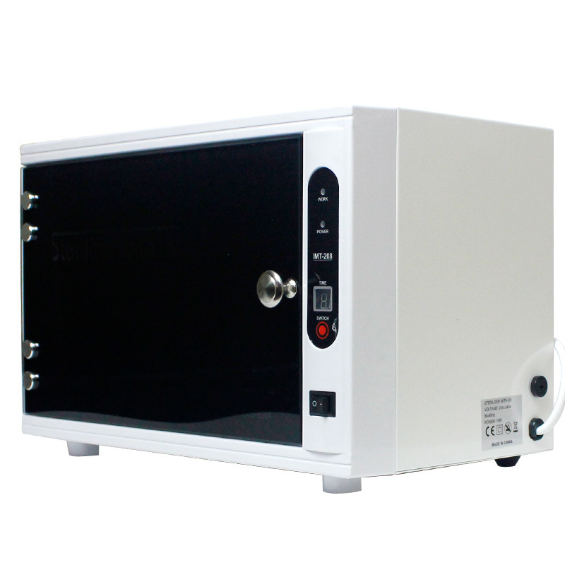 Мебель и оборудование для тату салона Ультрафиолетовый стерилизатор для инструментов CHS-208A FMX-10-3.jpg