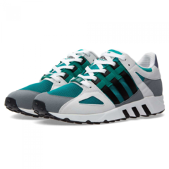 Мужские Adidas EQT Guidance 93 White/Black/Green
