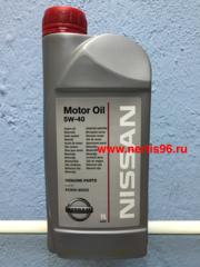 NISSAN 5W40 SL/CF 1л (KE90090042)