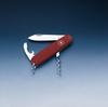 Нож Victorinox EcoLine, 84 мм, 9 функций, красный матовый*