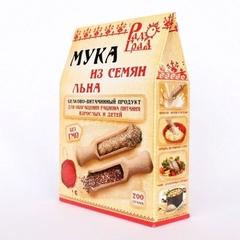 Мука льняная, Радоград, 200 г.