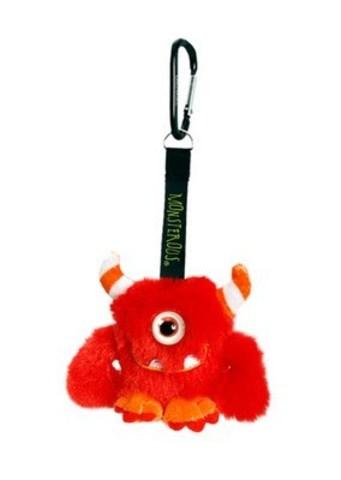 Monstrous Key Ring Bullseye