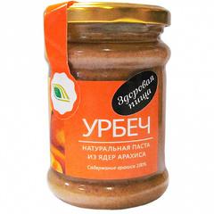 Урбеч из ядер арахиса Биопродукты, 280 г