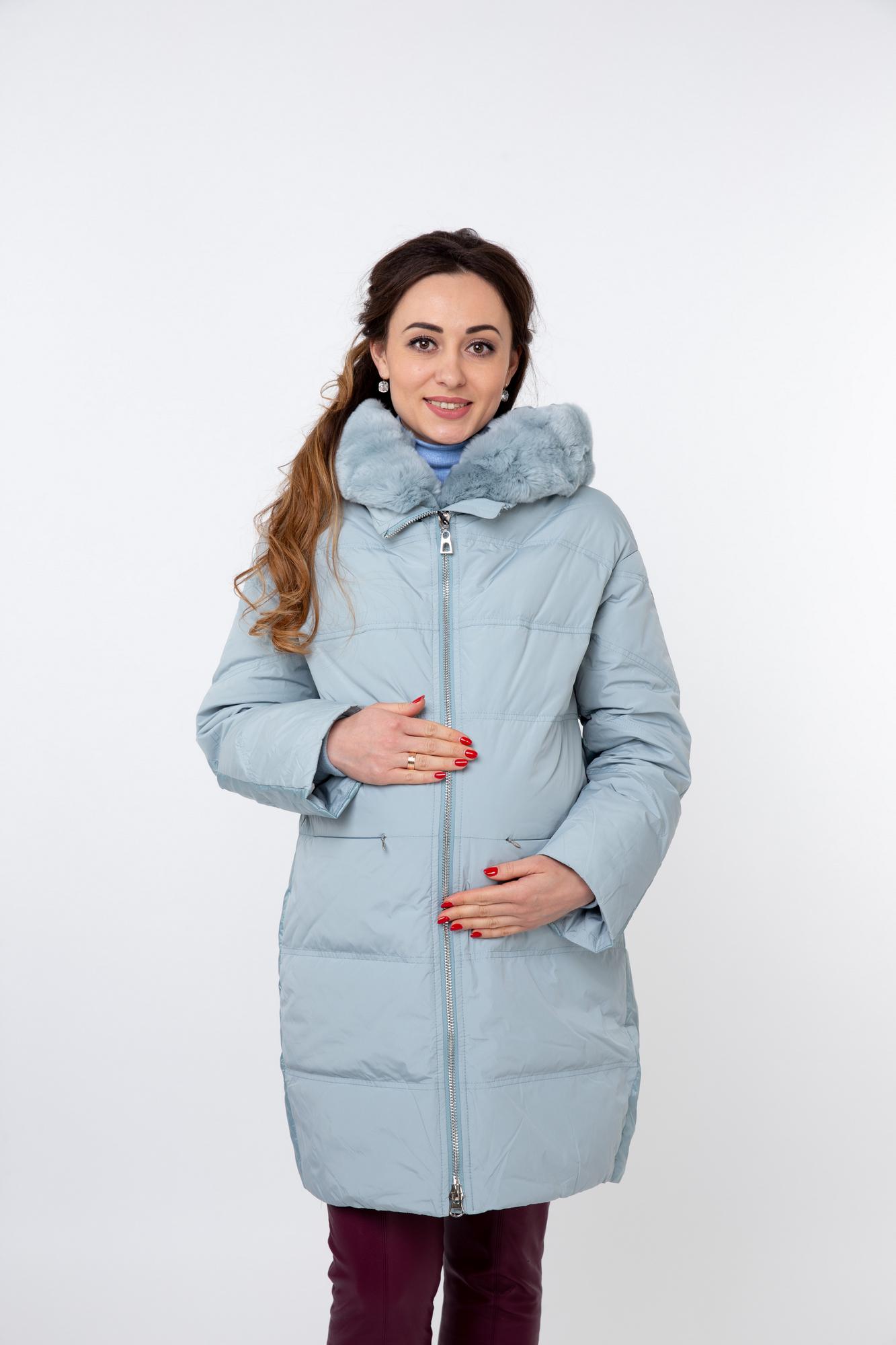 Куртка 09828 мятный