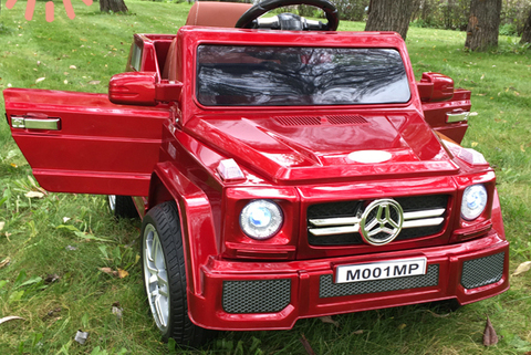 Mercedes G Style