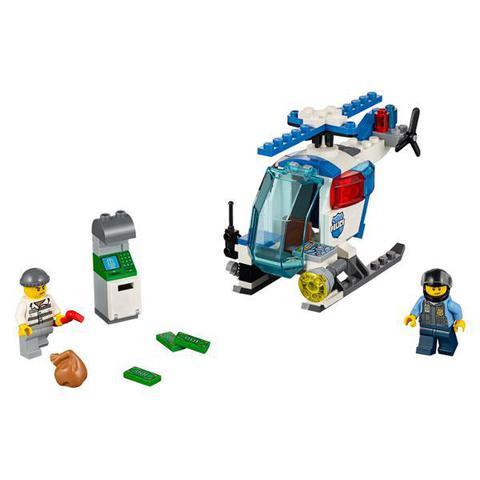 LEGO Juniors: Погоня на полицейском вертолете 10720