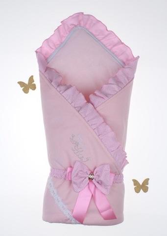 Конверт одеяло Spring розовый