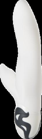 Вибратор кролик - стимулятор точки G и клитора Fun Factory Tango (4 х 13 см)