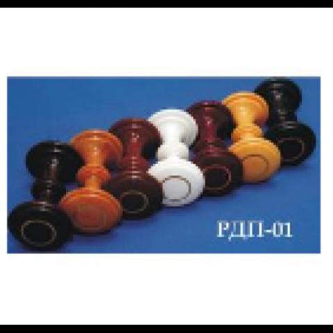Ручка-кнопка РДП-03-1 пластик в ассортименте /Башкирия/