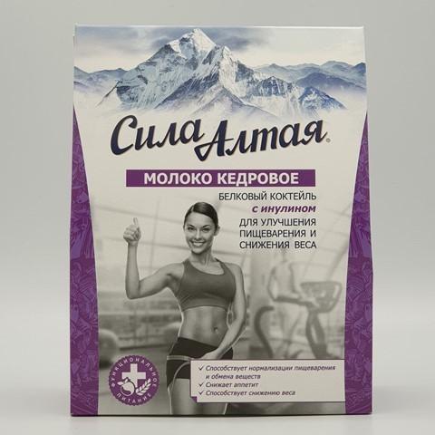 Молоко кедровое с инулином СПЕЦИАЛИСТ, 150 гр
