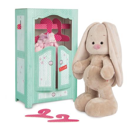 Зайка Ми в коробочке-шкафчике (без одежды)